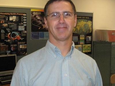 September 2012 Teacher of the Month: Mr. Ron Wilson