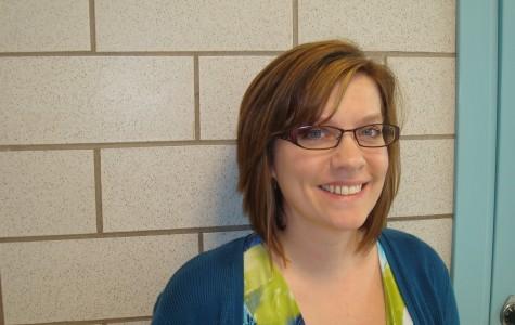 October 2012 Teacher of the Month: Mrs. Teresa Myers