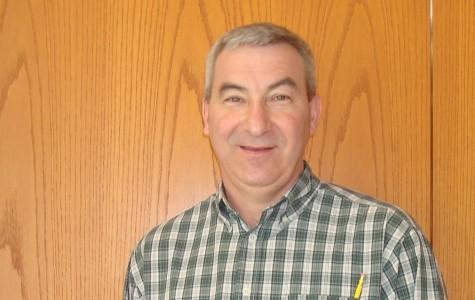 November 2012 Teacher of the Month: Mr. Ed Vancas