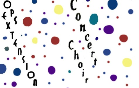 Concert Choir and POPS perform together on Sunday