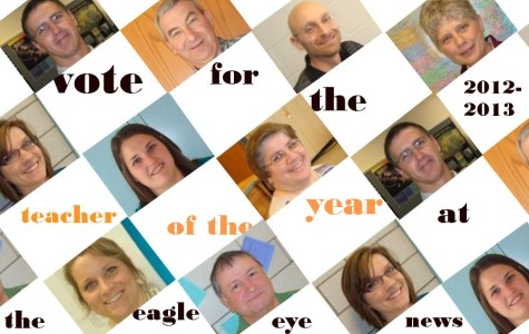 2012-2013 Renaissance Teacher of the Year to be decided by online vote