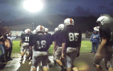 Photo Slideshow: Jr. High Football vs Clearfield