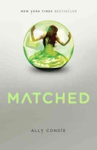 Book Review: Matched by Ally Condie