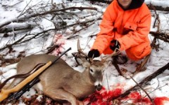 TASD hunters share their buck photos with the Eagle Eye