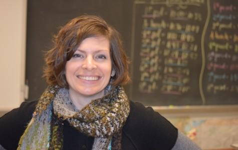 Mrs. Leah Deskevich: more than an English teacher