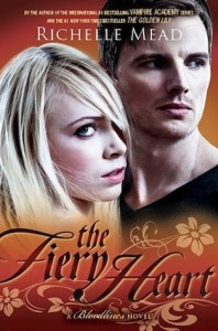 Book Review: The Fiery Heart by Richelle Mead