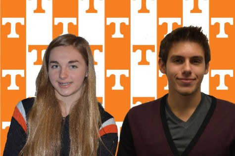 Athletes of the Week: Rhett Everhart and Emily Beam