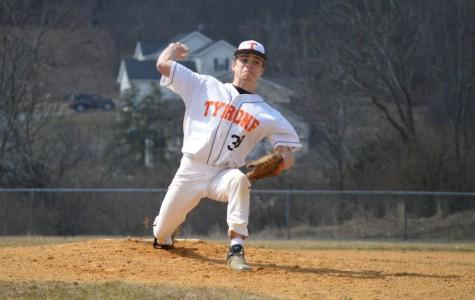 Tyrone baseball drops season opener to Bellwood 9-2