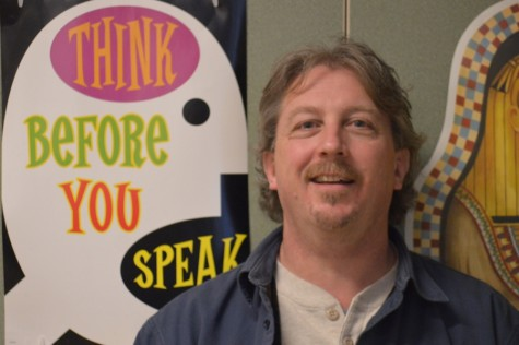 Renaissance Teacher of the Month: Mr. Chris Shedd