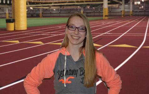 Athlete of the Week: Erika Voyzey