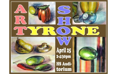 14th annual TAHS Art Show opens Thursday, April 24