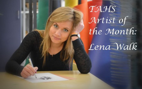 Artist of the Month: Lena Walk