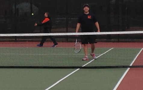 Tyrone Boys Tennis lose in trip to Hollidaysburg
