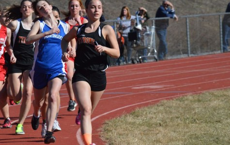 Several TAHS track and field members place at Bedford Invitational
