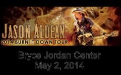 Nathan's Music Review: Jason Aldean's Burn It Down Tour