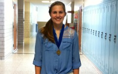 TAMS student Chloe Makdad wins 1st place at PA History Day; advances to Nationals