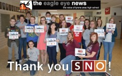 The Eagle Eye receives national recognition