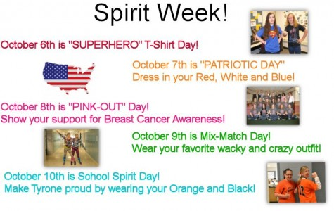 Spirit Week hits TAHS for homecoming