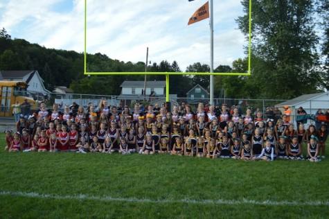 Photo Flash: Tyrone youth football and cheerleading