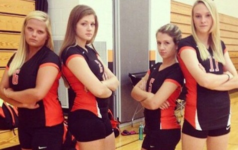 Girls volleyball prepares for first match against Bellwood
