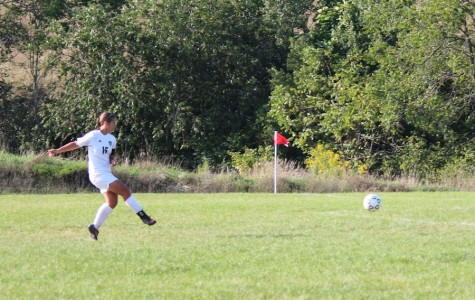 Going for the Goal: Vance scores her 50th