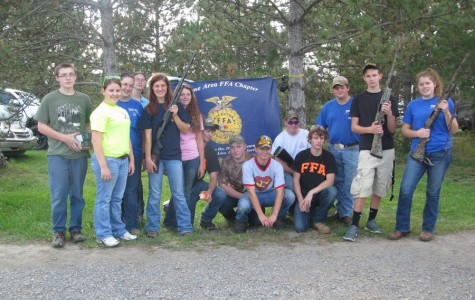 Tyrone Area FFA hosts successful clay shoot