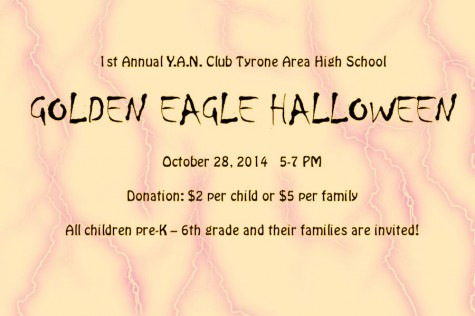 TAHS YAN club to sponsor community Halloween event on Oct 28