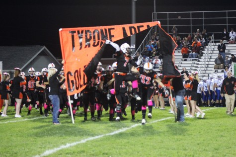 Photo Flash: Tyrone 61 Central Mountain 0
