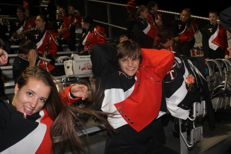 Photo Flash: Tyrone vs Central Mountain Fan Focus