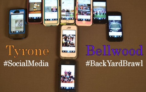 Eagle Eye challenges Bellwood Blue Print to Instagram showdown