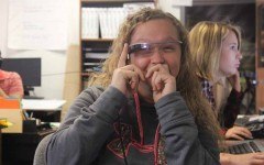 Tyrone involved in Google Glass research project through Penn State