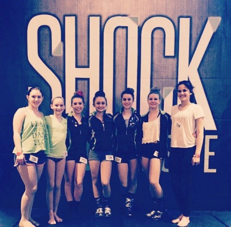 Tyrone's Dance Fusion travels to Pittsburgh for Shock Dance intensive