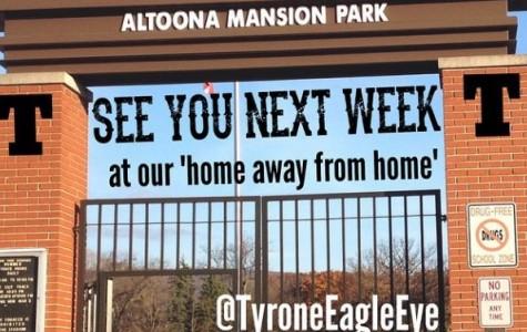 2014 Tyrone Golden Eagles Mansion Park entrance video