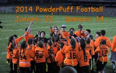 Photo Flash: Juniors defeat Seniors 22-14 in annual Powderpuff game