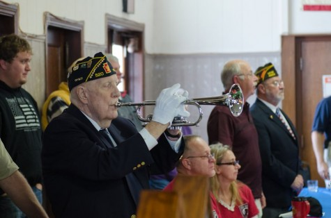 A salute to Tyrone's veterans