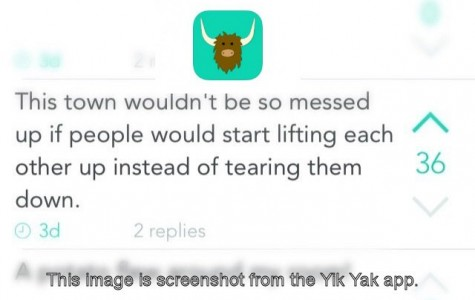 Technology Takeover: Yik-Yak mobile app makes cyberbullying easier