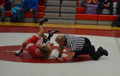 Wrestlers can't pull it out in Bellefonte, lose 63-15