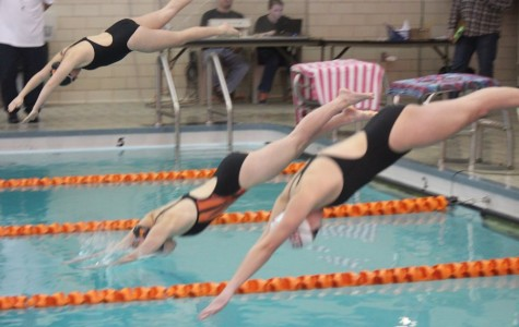 Tyrone swimmers split their season opener vs. Bellefonte