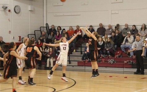 Lady Eagles lose at Tussey Mountain 54-48