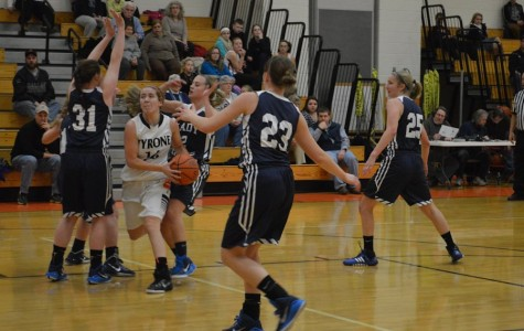 Tyrone Lady Eagles beat PV to earn share of first place in the Mountain League