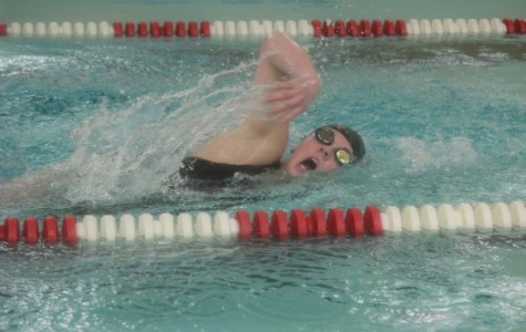 Varsity swimmers sink Cambria Heights 72-63 & 100-68