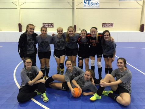 Offseason commitment key to Lady Eagles soccer success