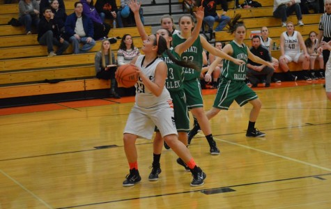 Tyrone Lady Eagles hand Juniata Valley their second loss of the season 53-36