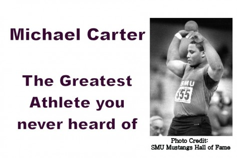 Greatest Sports Heroes You've Never Heard Of: Michael Carter