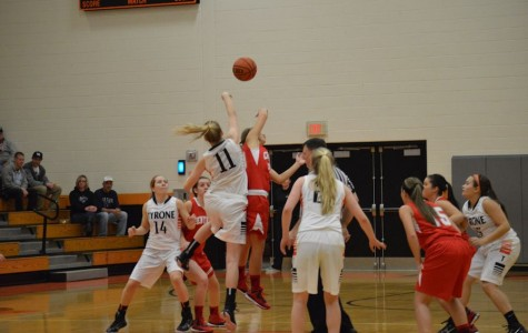 Tyrone Lady Eagles defeat Central Dragons; take first place in Mountain League
