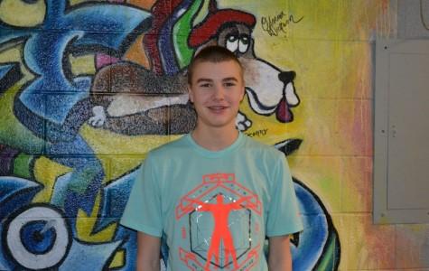 Freshman of the Week: Joseph Kohler