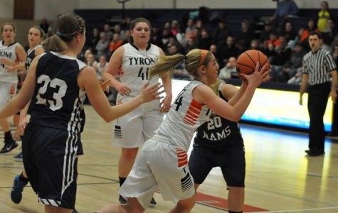 Photo Flash: D6 AA girls playoffs: Tyrone 46, Penns Valley 40