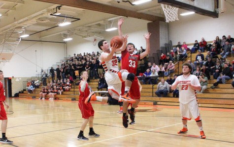 Tyrone defeats Clearfield 47-42, takes control of Mountain League