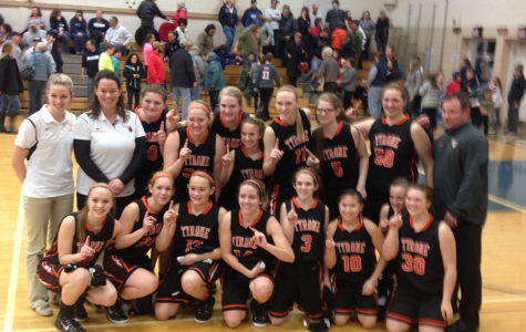 Lady Eagles win the Mountain League by defeating Penns Valley