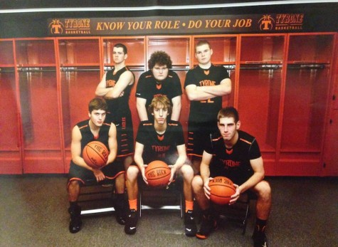 Team of the Week: Boys Varsity Basketball Seniors